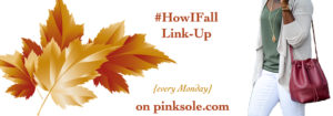 How I Fall PinkSole Link Up | Blogger Linkups