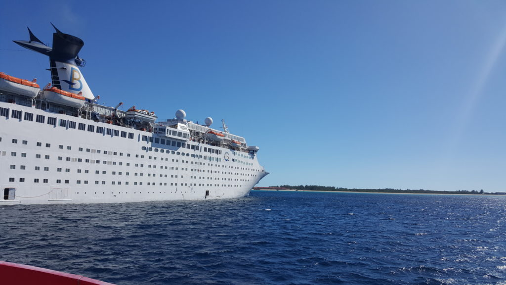 Paris Hart | Bahamas Paradise Cruise Line Review | Bimini