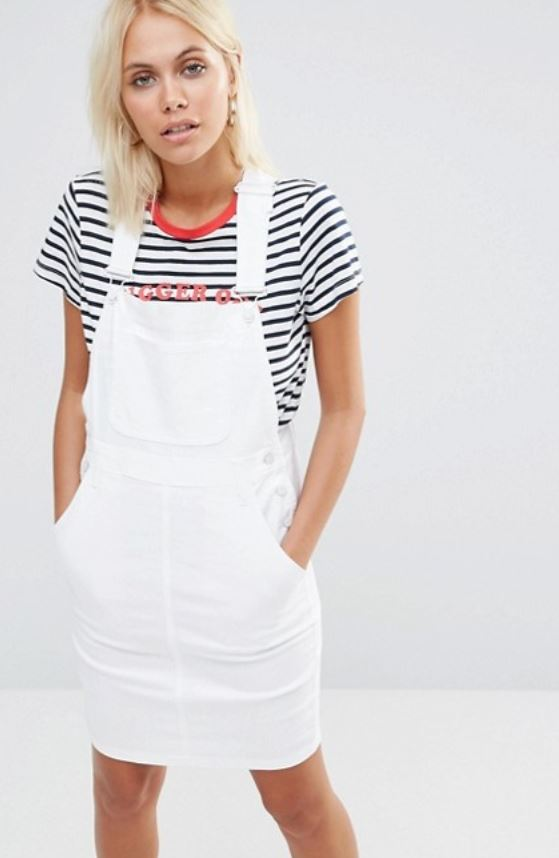 Paris Hart | Overalls for Fall - ASOS