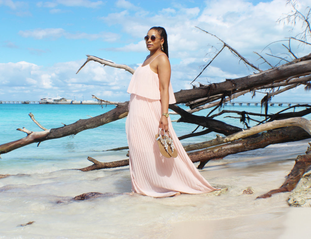 Five Maxi Dresses Perfect for the Beach