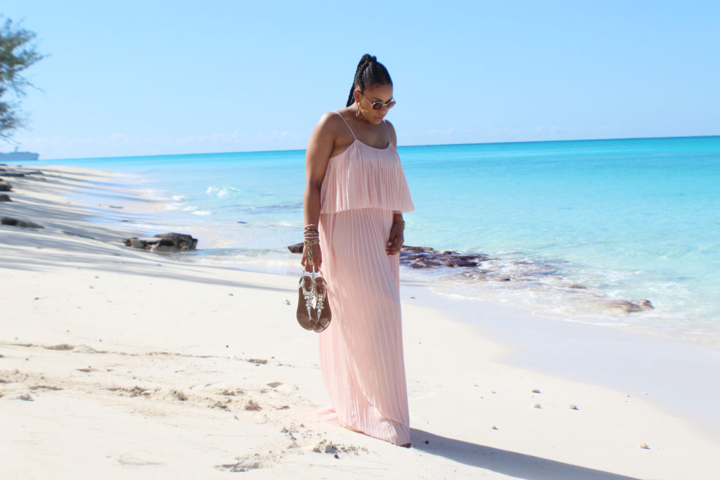 Paris Hart | Maxi Dresses Perfect for the Beach | Bimini Bahamas