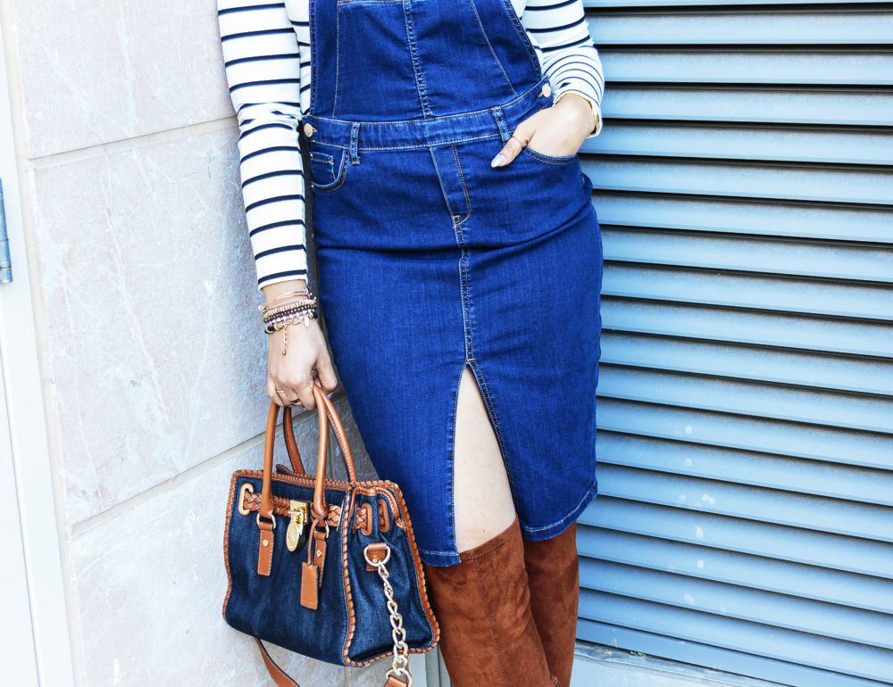 Overalls are Back – 9 Options to Try This Fall